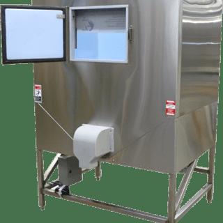 Kloppenberg | Ice Dispenser | DISP1000 | [490kg/day]