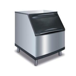 A-400 ice storage bin