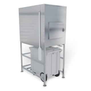 Kloppenberg | Storage Bin | Shuttle Plus SPS1 | [227KG/day]
