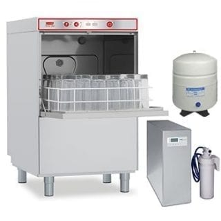 Norris | Glasswasher | Crystal Clear Reverse Osmosis