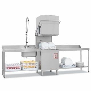 Norris | Dishwasher | IM20 Upright Commercial