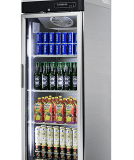 Turbo Air | Fridge or Freezer | KR25-1: 1 Door