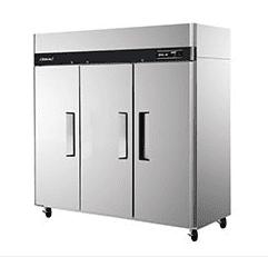 Turbo Air   Fridge or Freezer   KR65-3: 3 Door
