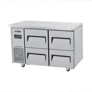Turbo Air | Fridge & Freezer KUR12-2D-4 or Turbo Air | Fridge & Freezer | KUF2D-4