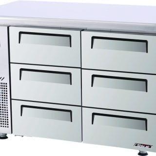 Turbo Air   Fridge & Freezer   KUR12-3D-6 or Turbo Air   Fridge & Freezer   KUF12-3D-6