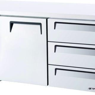 Turbo Air | Fridge or Freezer | KUR18-3P: 3 Door or Turbo Air | Fridge or Freezer | KUF18-3P: 3 Door