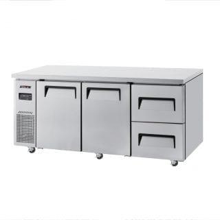 Turbo Air | Fridge & Freezer | KUR18-2D-2: 2 Door