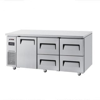 Turbo Air | Fridge & Freezer | KUR18-2D-4: 1 Door