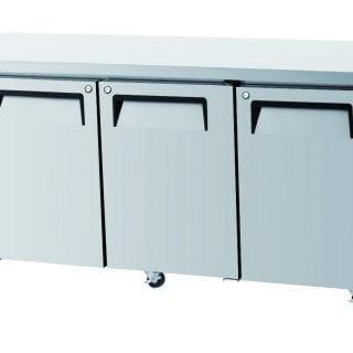 Turbo Air   Fridge or Freezer   KUR18-3: 3 Door or Turbo Air   Fridge or Freezer   KUF18-3: 3 Door